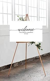 Dozili Welcome to Our Wedding Sign Welcome Wedding Welcome Wedding Sign Wedding Welcome Sign Welcome Wedding