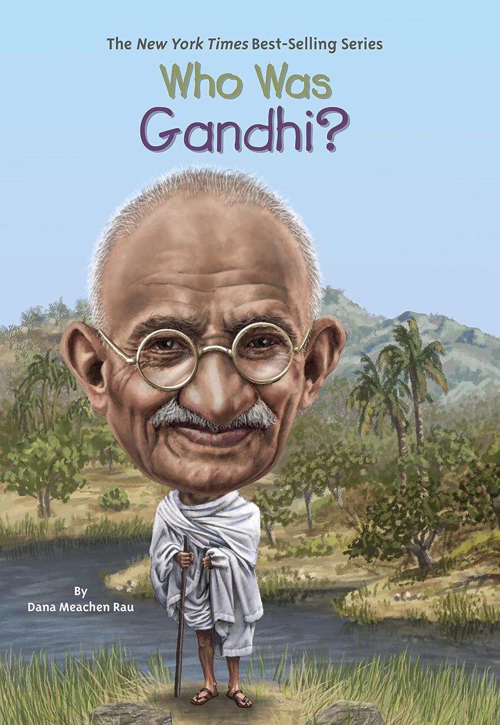 七時半スクランブルすりWho Was Gandhi? (Who Was?) (English Edition)