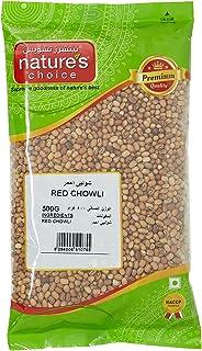 Natures Choice Red Chowli - 500 Gm