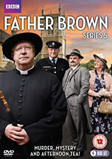 Father Brown Series 5 Region2 Requires a Multi Region Player