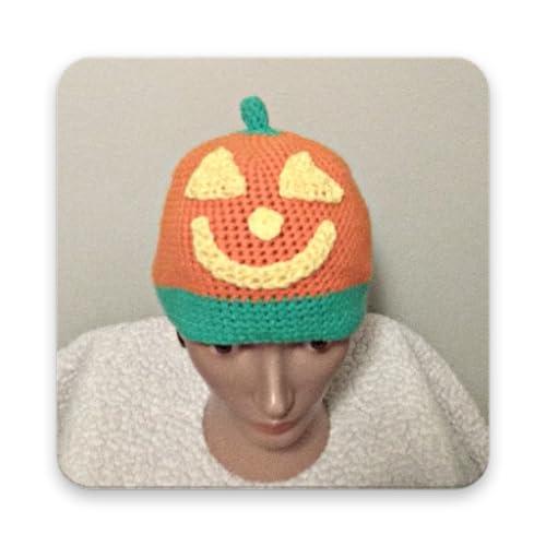 Halloween Beanie Hat Crochet Patterns