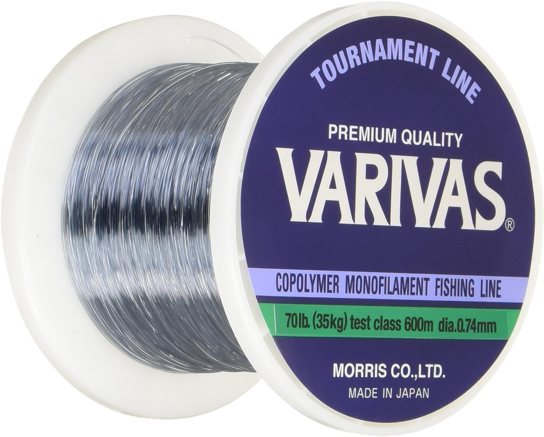 Morris Varivas Monofilament Fishing Challenge the lowest price of Japan ☆ At the price Line Mistgrey 130lb Jap 600m