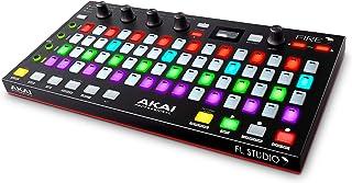 Akai Professional FL Studio用 64パッド USB MIDIコントローラー/RGBクリップ/ドラムパッドマトリックス Fire【コントローラーのみ/付属ソフトウェアなし】 FIRE Controller Only