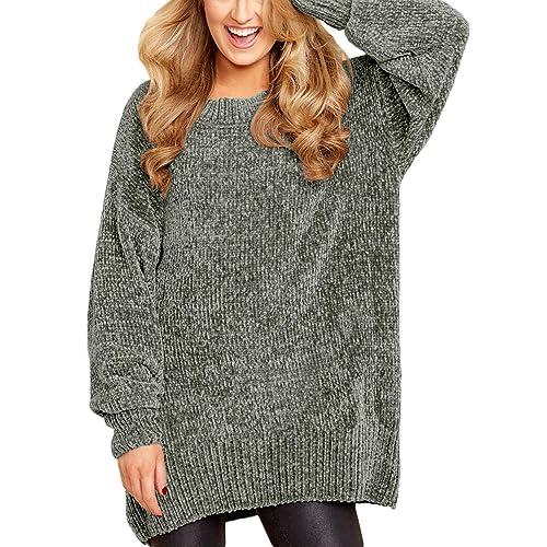 9ee601eef7c2 Plus Size Pullover Sweaters  Amazon.com