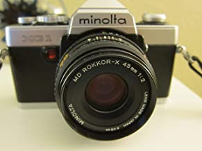 Best minolta xg 1 35mm film camera Reviews