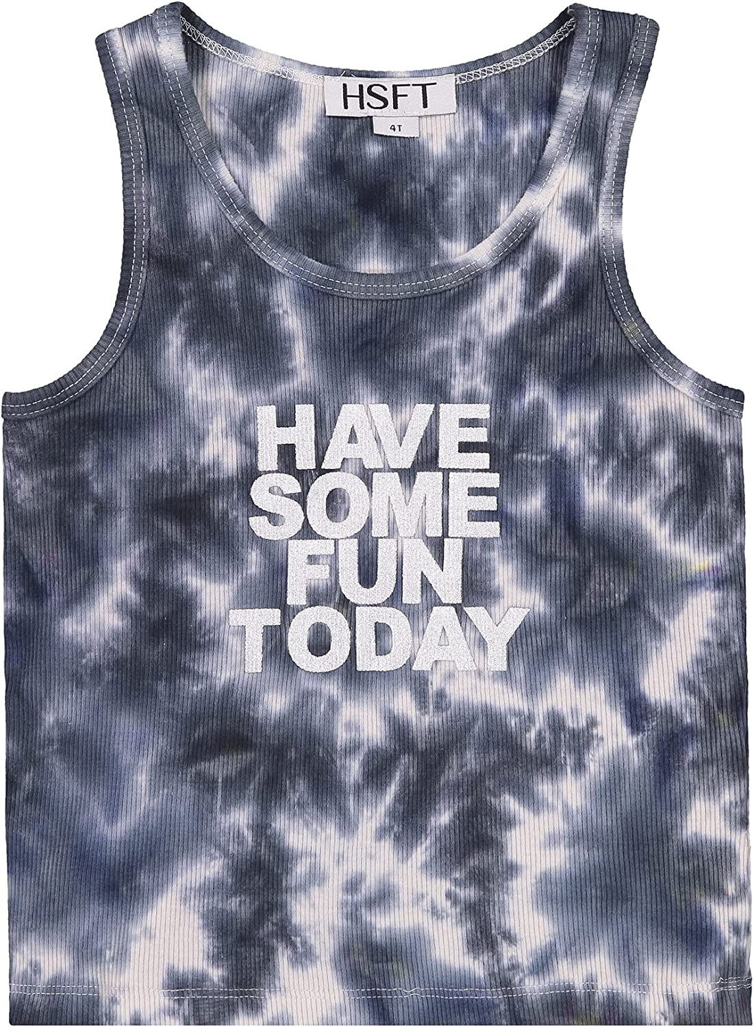 Have Some Finally resale start Fun Today Infant Top Cute Omaha Mall Rib Tank Comfortable