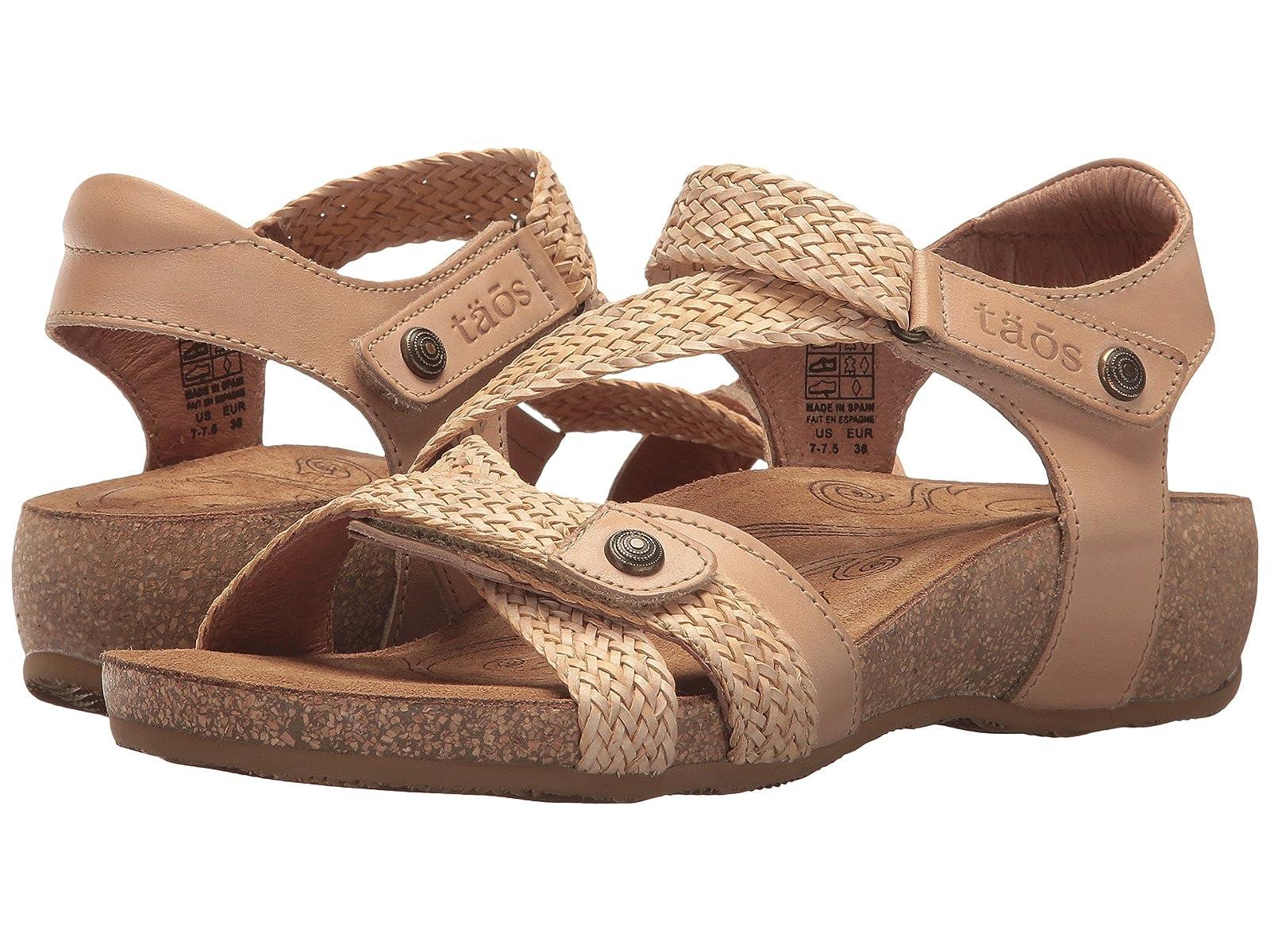 Taos Footwear TrulieAtmospheric grades have affordable shoes