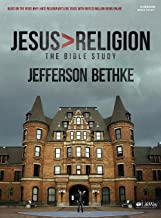 Jesus is Greater Than Religion (DVD Member Book)