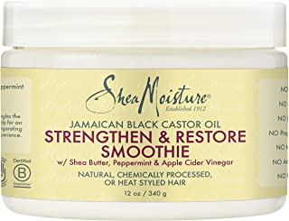 SheaMoisture Jamaican Black Castor Oil Smoothie, 12 Ounce