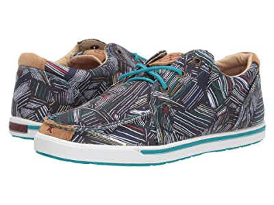 Twisted X WHYC003 (Grey/Multi) Women