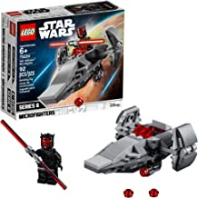 LEGO Star Wars Sith Infiltrator Microfighter 75224 Building Kit, 2019 (92 Pieces)