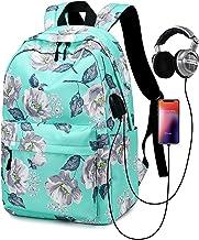 CVBGH Nylon Stoffen Rugzak Usb-Poort Student School Schooltas Outdoor Rugzak Mode