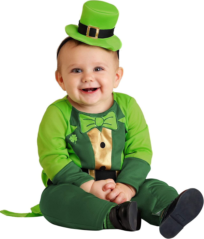 Infant Finally resale start Boy's Costume Max 67% OFF Leprechaun
