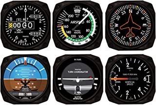 Best aircraft instrument coasters Reviews