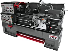 JET ZX-Series Large Spindle Bore Lathe with Collet Closer - 16in. x 60in. Model Number GH-1660ZX/321573