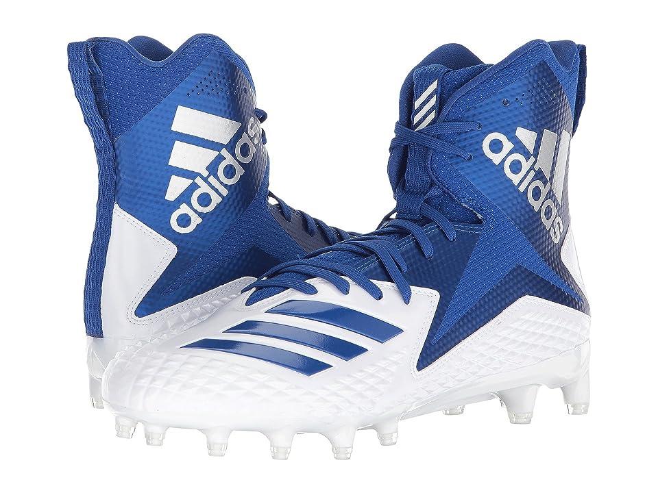 adidas Freak x Carbon High (Footwear White/Collegiate Royal/Collegiate Royal) Men