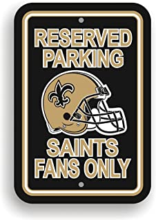 Kansas City Chiefs Fremont Die Official National Football League Fan Shop Authentic NFL Parking Sign