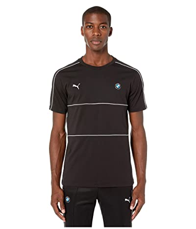 PUMA BMW MMS T7 Tee (PUMA Black) Men