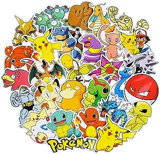 pikachu laptop sticker