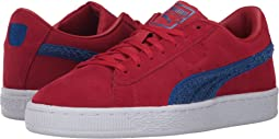 Suede Classic Terry (Big Kid)