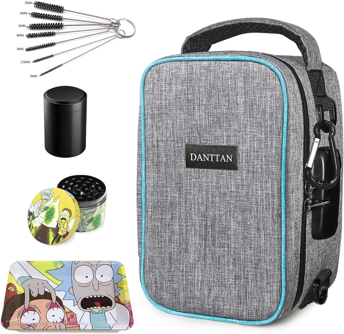 Smell Proof favorite Bag with Combination Popularity Stash Herb Odor Lock Set