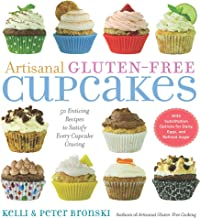 Artisanal Gluten-Free Cupcakes: 50 Enticing Recipes to Satisfy Every Cupcake Craving