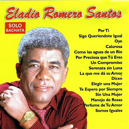 e4e717c3d72421 Por Preciosa Que Tu Eres by Eladio Romero Santos on Amazon Music -  Amazon.com