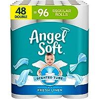 12-Count X 4 Angel Linen Scent Soft Toilet Paper
