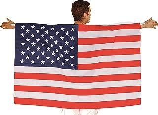 Augila American Flag Body Cape