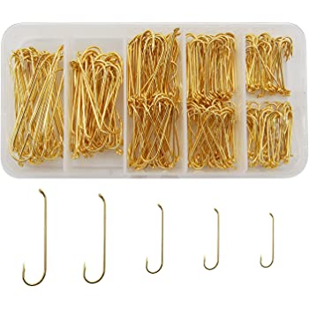 Best Value High Quality Streamer Hooks 3xl 100 Pack Size 12