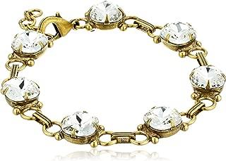 Sorrelli Essentials Eyelet Line Bracelet