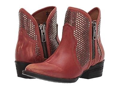 Corral Boots Q0125 (Orange) Cowboy Boots