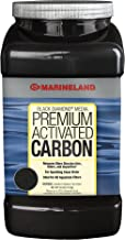 Marineland Black Diamond Media Premium Activated Carbon, 40-Ounce
