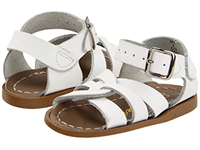 Salt Water Sandal by Hoy Shoes The Original Sandal (Infant/Toddler) (White) Kids Shoes