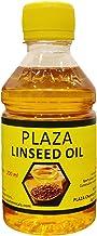 زيت بذر الكتان النقي - عبوة 200 مل (زيت الخفاش) من بلازا، يستخدم في تلميع الخشب وتقوية الخشب، يستخدم لمضارب الكريكيت، ويست...