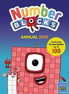 Numberblocks Annual 2022
