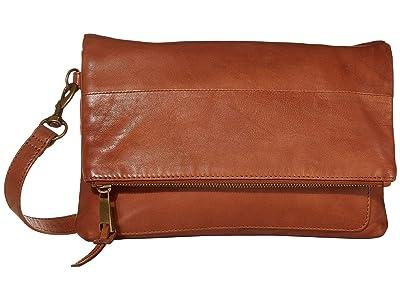 Lucky Brand Inzy Flap (New Cognac) Handbags
