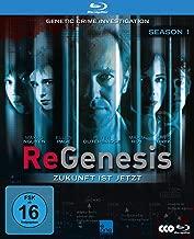 ReGenesis (Season 1) - 3-Disc Set ( ReGenesis - Season One (13 Episodes) ) [ Blu-Ray, Reg.A/B/C Import - Germany ]