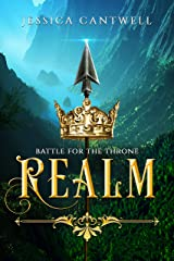 Realm: Battle for the Throne: Book 3 of the Realm Saga Kindle Edition