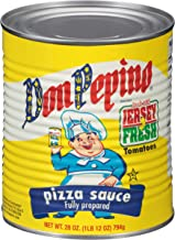 Don Pepino Pizza Sauce, 28 Ounce (Pack of 12)