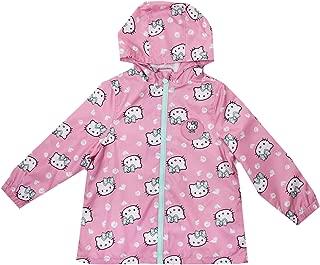 Hello Kitty Hearts-Kids Zip Jacket-Pink Abrigo para Niñas