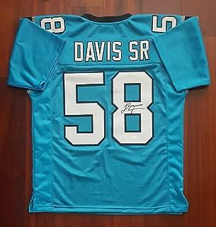 thomas davis panthers jersey
