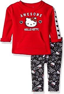 Hello Kitty Baby Girls 2 Piece Legging Set