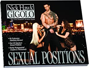 Nick Hawk Gigolo 60 Sex Positions Book Sexy How 2 Tips Pictures Couple Threesome