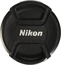 CowboyStudio 67mm Center Pinch Snap-on Lens Cap for Nikon Lens Replaces LC 67 - Includes Lens Cap Holder