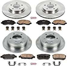 Autospecialty KOE2840 1-Click OE Replacement Brake Kit