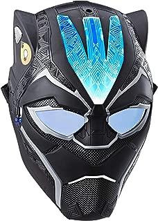 Avengers Marvel Black Panther Vibranium Power FX Mask