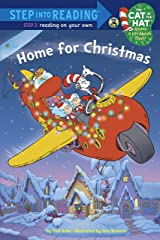 Home For Christmas (Dr. Seuss/Cat in the Hat) (Step into Reading) Kindle Edition