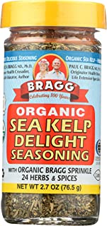 Bragg Organic Sea Kelp Delight Seasoning 2.7 Ounce 3 Pack
