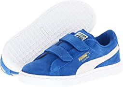 Puma Kids Suede 2 Straps (Toddler/Little Kid/Big Kid)